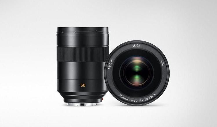Leica Summilux-SL 50 mm f/1,4 ASPH - pierwszy standard dla systemu SL