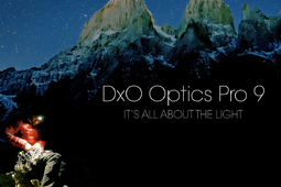 DxO Optics Pro 9 Elite za darmo