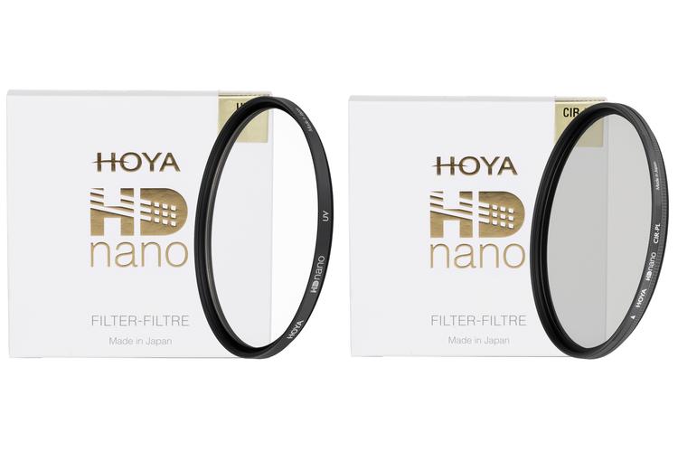 Filtry Hoya HD Nano wchodzą na rynek
