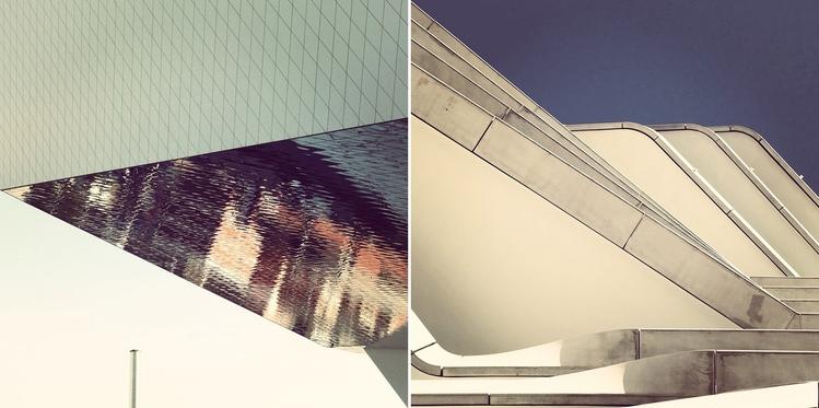 """Mirror House"" i ""Ocean View Pt III""; fot. Sebastian Wiess"