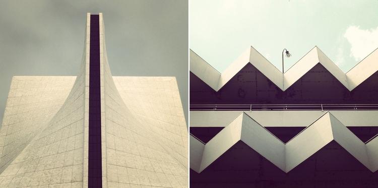 Miejska architektura na zdjęciach Sebastiana Weissa