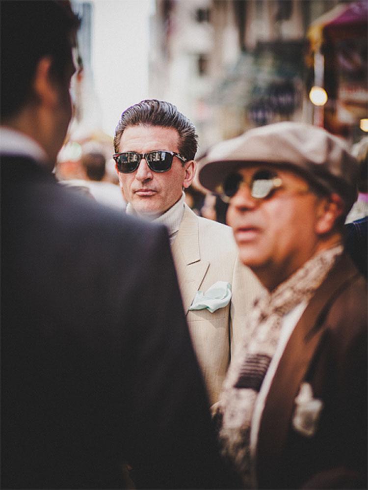 Kategoria Street Fashion, fot. Luc Kordas