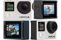 GoPro HERO4 - filmowanie 4K i wbudowany wyświetlacz