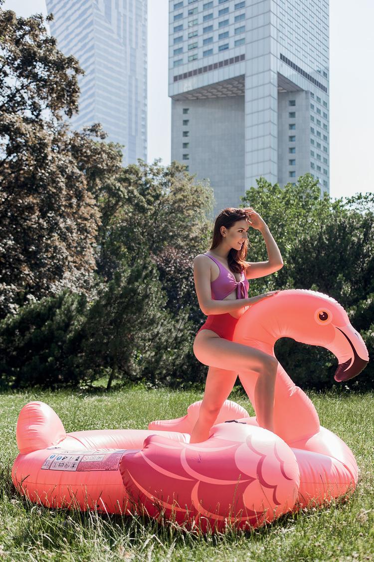 Lato w mieście - kulisy wakacyjnej sesji