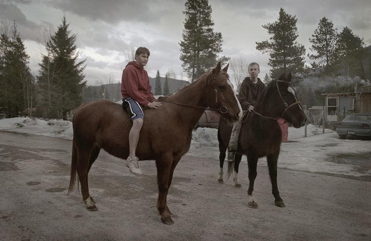 album Hungry Horse, fotograf Pieter Ten Hoopen