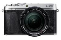 X-E3, dwa obiektywy i oprogramowanie - jesienne nowości Fujifilm