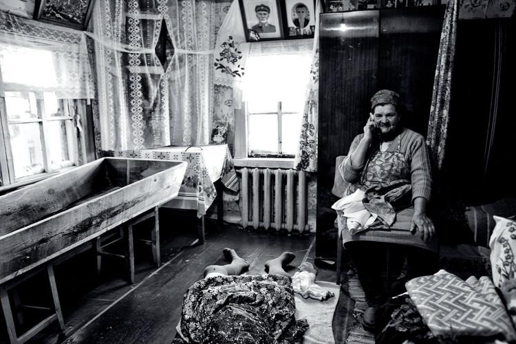 zdjęcie z Czarnobyla Maciek Nabrdalik reportaż