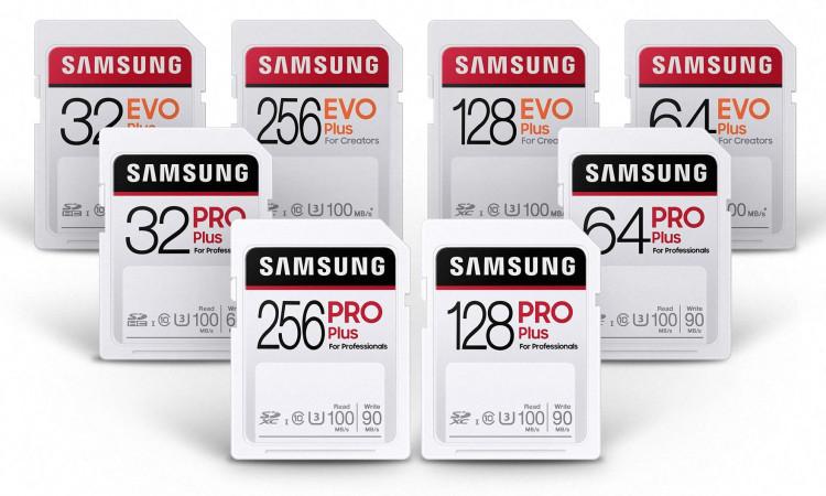 Karty Samsung - jak czytać oznaczenia?