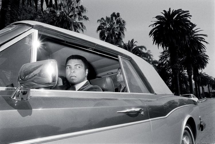 """Muhammad Ali z cyklu """"Legends"""", fot. Volker Hinz"""