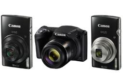 Ixus 185 i 190, PowerShot SX 430 IS - kompaktowe nowości od Canona