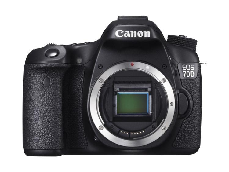 EOS 70D ma innowacyjną matrycę o rozdzielczości 20,2 Mp, wykonaną w nowej technologi Dual Pixel CMOS AF
