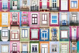 André Vicente Gonçalves - okna i drzwi w różnych kulturach