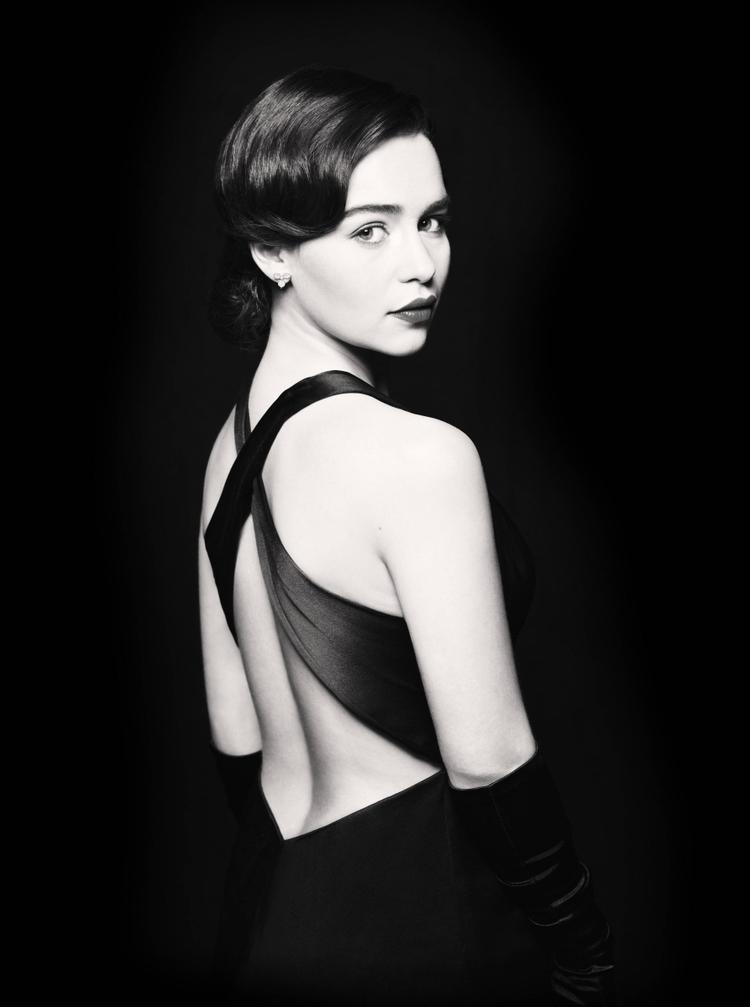 Emilia Clarke, fot. Jason Bell, postprodukcja House of Retouching