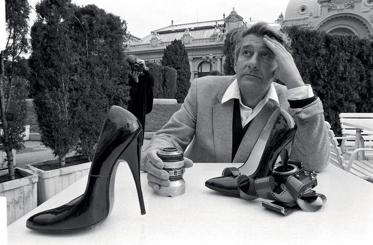 """Volker Hinz - """"Kiedy kogoś fotografuję, pozwalam mu być człowiekiem"""""""