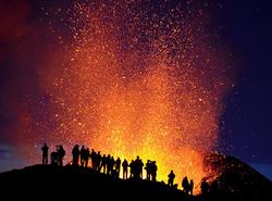 Pocztówka z adrenaliną - W krainie lodu i ognia