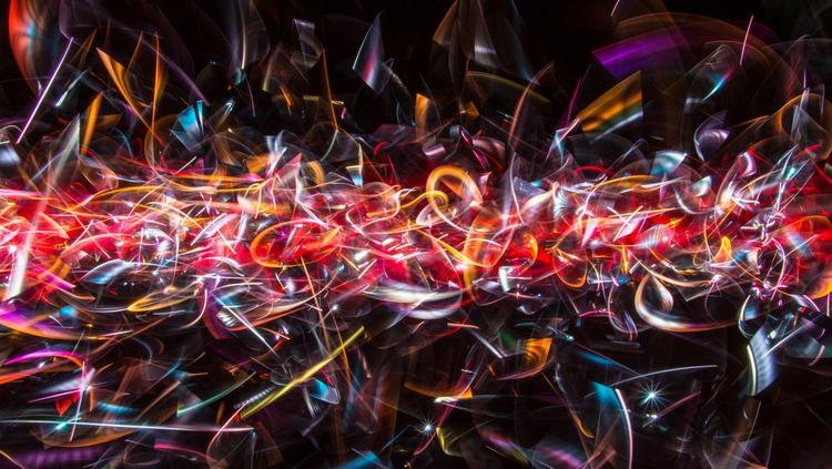 Zdjęcie i proces malowania światłem - Patrick Rochon