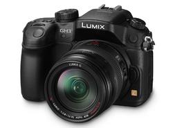 Panasonic GH3 - Lumix Zawodowiec