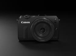 Canon EOS M - M jak maluch