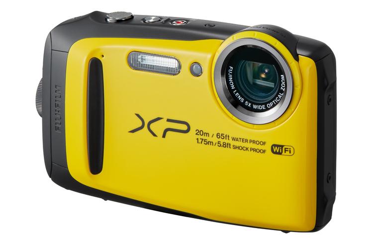 Fujifilm FinePix XP120 - kompaktowy i bardzo wytrzymały
