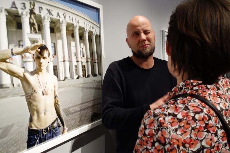 """Adam Pańczuk opowiada o swojej części projektu """"Stand by"""""""