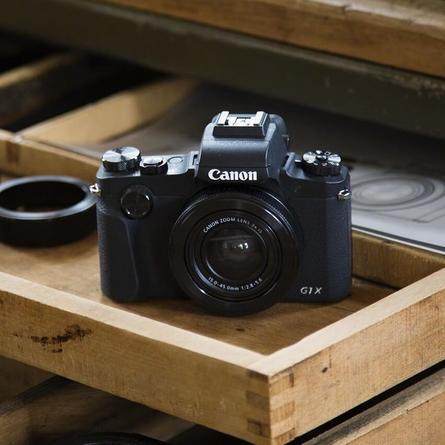 Canon G1 X Mark III - mały mocarz z APS-C