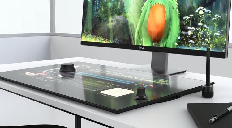 Dell Canvas - tablet graficzny wzorowany na Surface Studio