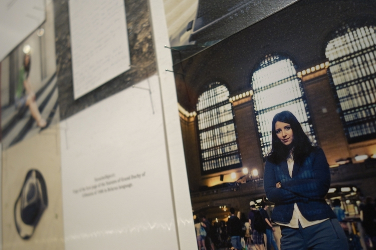 """Manca Juvan przedstawiła zdjęcia Białorusinów, którzy mieszkają teraz w Nowym Jorku i dążą do realizacji """"American Dream"""". Zostały również pokazane ulubione miejsca na Białorusi bohaterów zdjęć"""