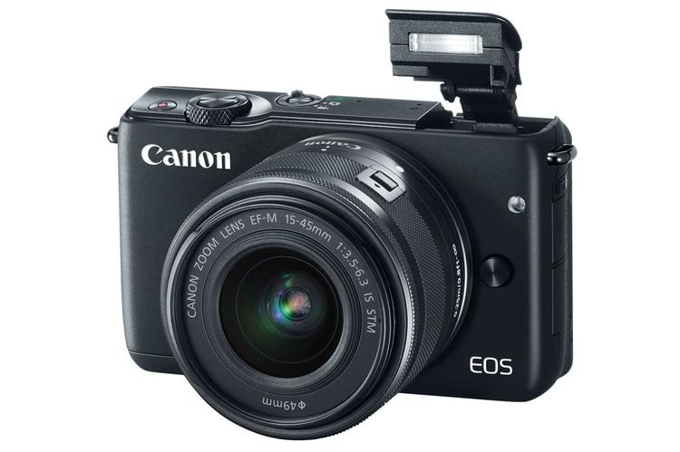 Canon EOS M10 - najprostszy w rodzinie?