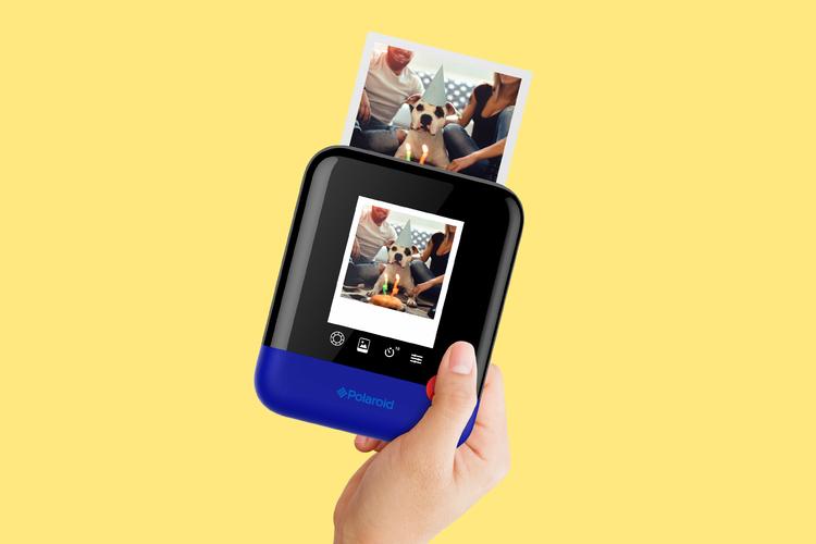 Polaroid Pop - cyfrowe podejście do tradycyjnych polaroidów