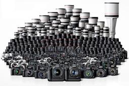 30 lat systemu Canon EOS