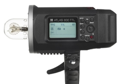 Atlas, Reporter i Stroboss - lampy Quadralite z pomiarem TTL