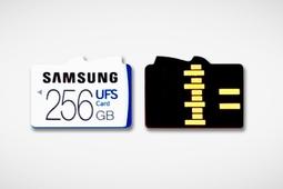 Samsung UFS - karty pamięci, które wyprą microSD?