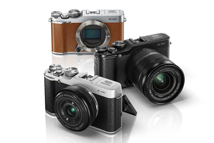 Fujifilm X-M1 [pierwsze wrażenia]