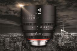 XEEN 135 mm T2.2 - portretowa stałka do filmowania