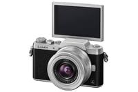 Panasonic Lumix GF7 - mały bezlusterkowiec z funkcją selfie