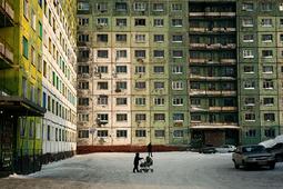 Życie za kołem podbiegunowym - Norylsk na zdjęciach Eleny Czernyszowej