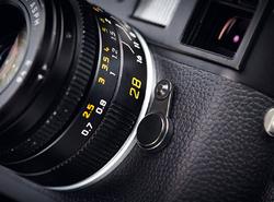 Z bliska: Leica M Monochrom
