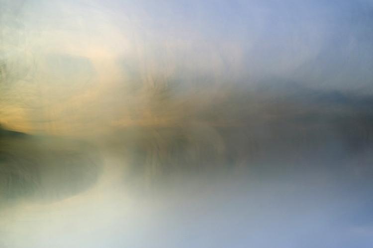 Zdjęcie krajobrazowe z długim czasem otwarcia migawki