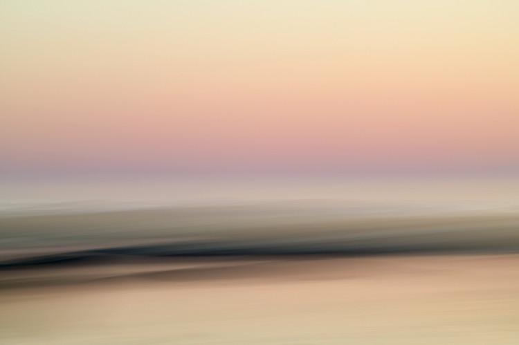 Artystyczne zdjęcie krajobrazowe - efekt rozmycia