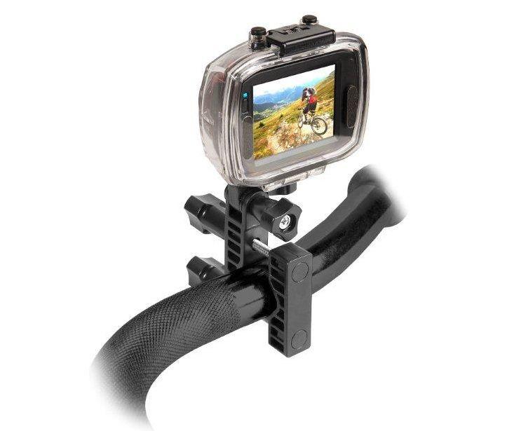Xtreme Remote kamera na rower