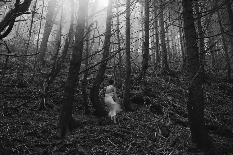 Maryanne Gobble   ND Magazine - Stunning black and white