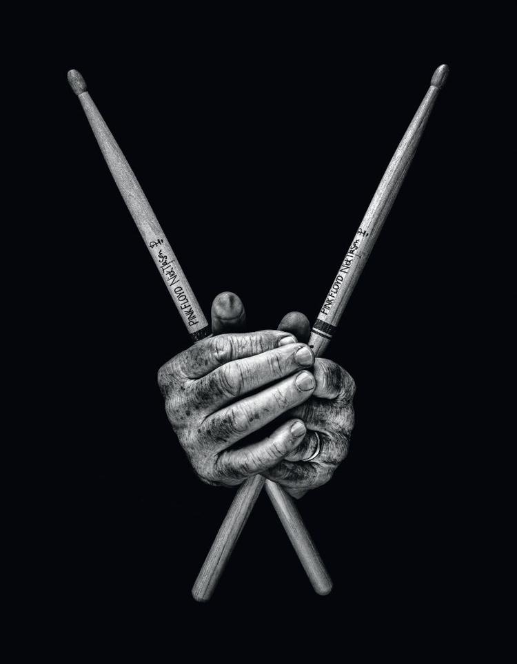 """Z cyklu """"A Show of Hands"""", fot. Tim Booth"""