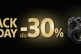 Kumulacja promocji na Black Friday - sprzęt Sony aż do 30% taniej