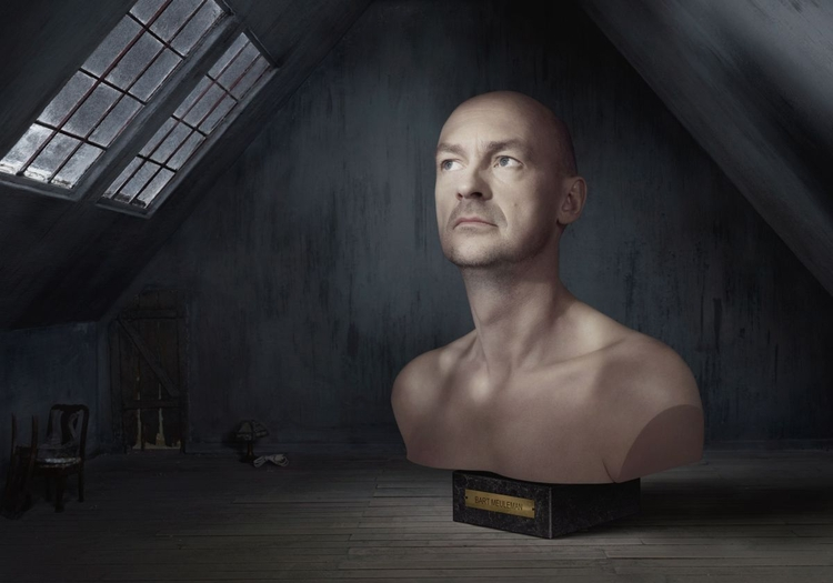 """The Busts"" dla Toneelhuis, fot. Frieke Janssens"