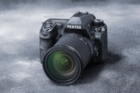 Pentax K-3 II - z wbudowanym GPS, ale bez lampy błyskowej [wideo]