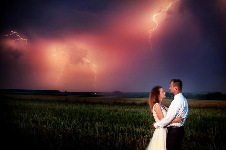 Piorunująca sesja ślubna Andrzeja Kozłowskiego [Wasze zdjęcia]