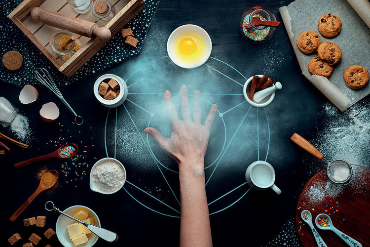 Opowieści kulinarne na zdjęciach Diny Belenko