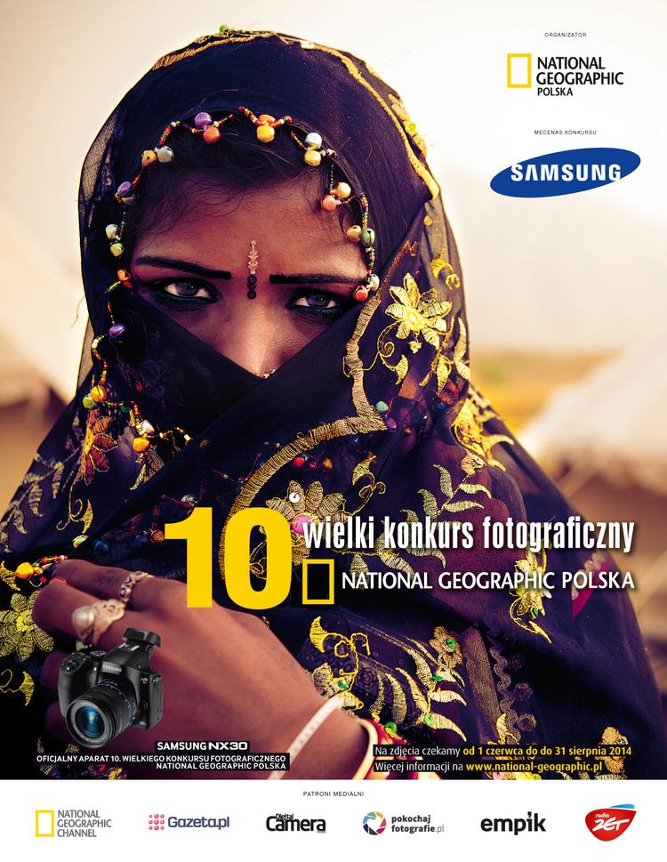Ruszył 10. Wielki Konkurs Fotograficzny National Geographic