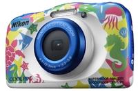 Nikon Coolpix W100 - wytrzymały kompakt dla całej rodziny