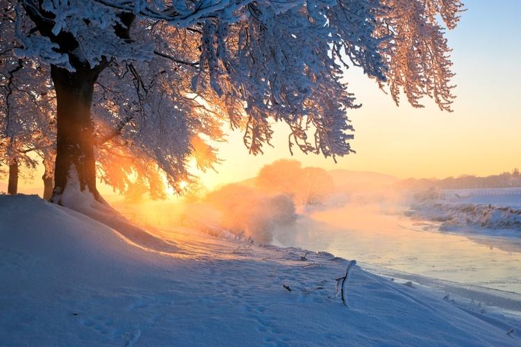 Zimowe krajobrazy - co, gdzie i jak fotografować